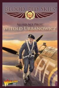 Blood Red Skies: Witold Urbanowicz - Hurricane Ace