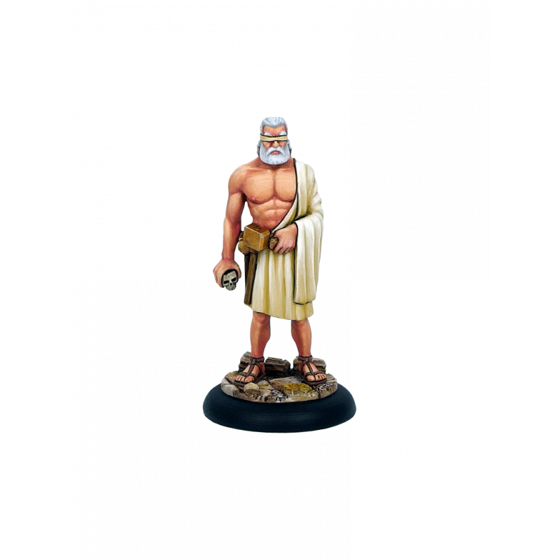 28mm Discworld Miniatures: (Gods) Blind Io