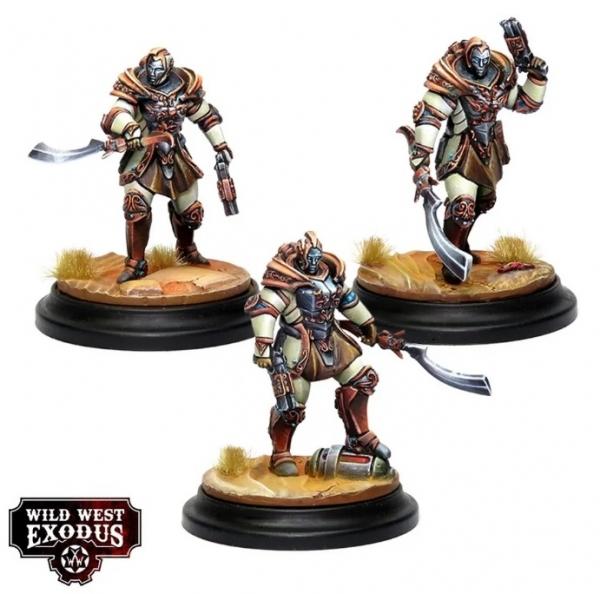 Wild West Exodus: Cor Caroli Luminant Cohort Box Set