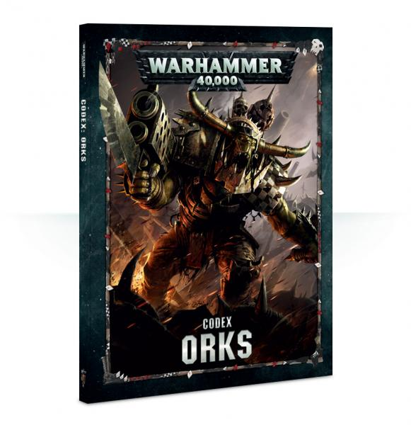 Warhammer 40K: Orks Codex (HC) (2018)