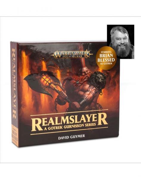 Warhammer 40K: Gotrek - Realmslayer (Audiobook)