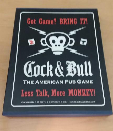 Cock & Bull: 2nd Edition (Boxed Board Game)