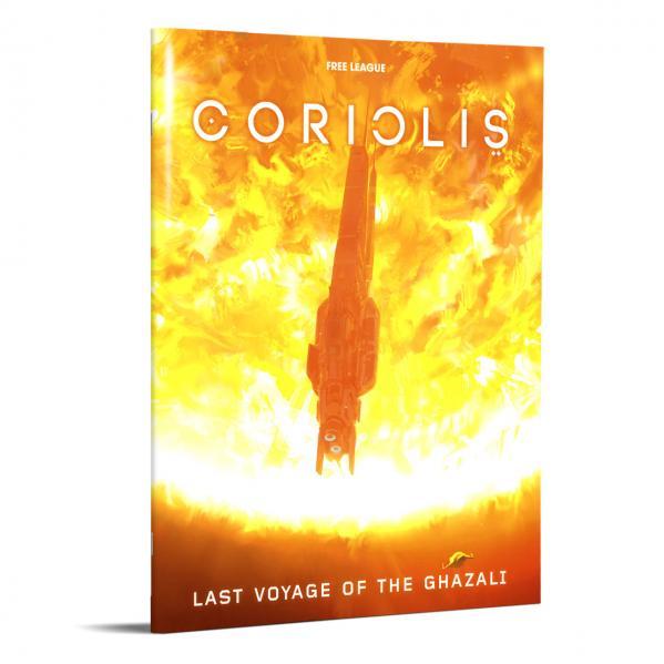 Coriolis RPG: Last Voyage of the Ghazali