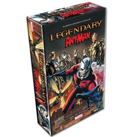 Marvel Legendary: Ant-Man Expansion