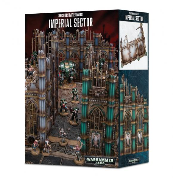 Warhammer 40K: Sector Imperialis
