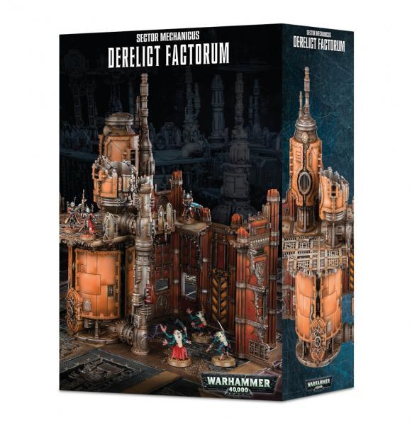Warhammer 40K: Derelict Factorum