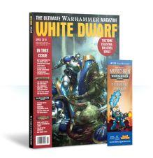 White Dwarf Magazine APR 2019