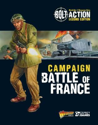 Bolt Action, 2nd Edition: Battle of France Campaign Book