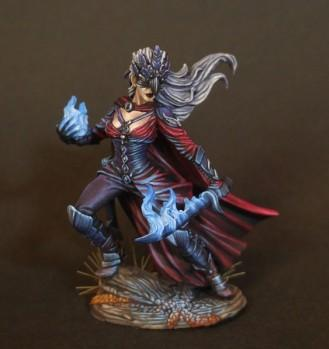 Visions In Fantasy: Female Paladin of the Raven