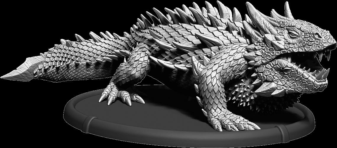 Darklands: Ignilak, Szalamandra of Thrakkia