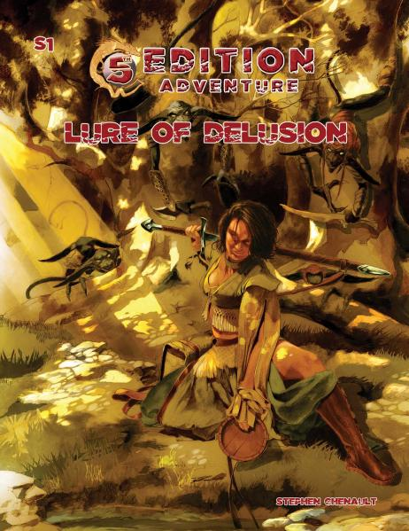 D&D 5th Edition Adventures: S1 - Lure of Delusion