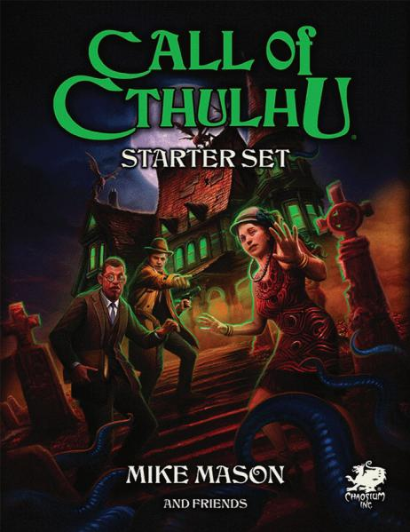Call of Cthulhu RPG: Starter Box Set