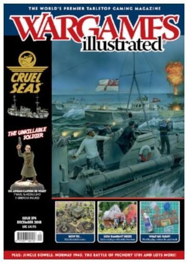 Wargames Illustrated Magazine #374