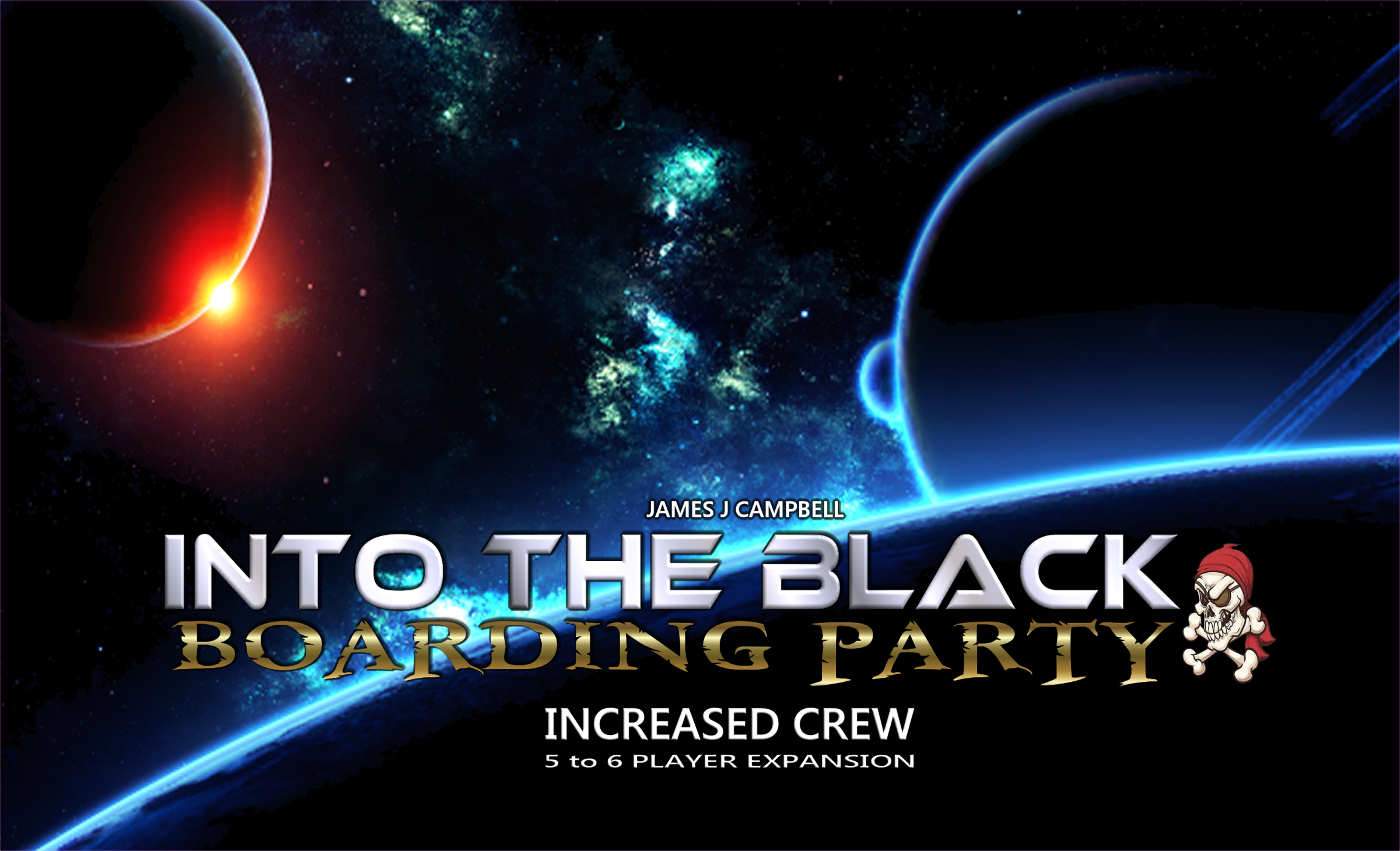 Into the Black: Increased Crew Expansion