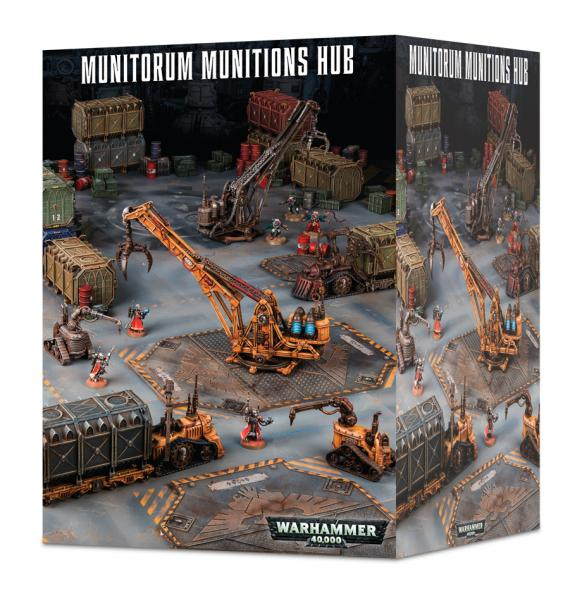 Warhammer 40K: Munitorum Munitions Hub