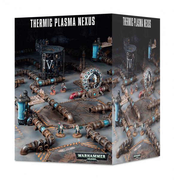 Warhammer 40K: Thermic Plasma Nexus
