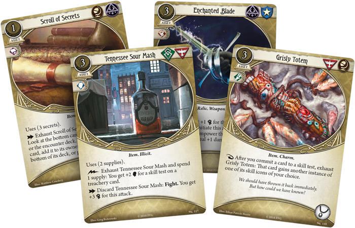Arkham Horror LCG: The Secret Name