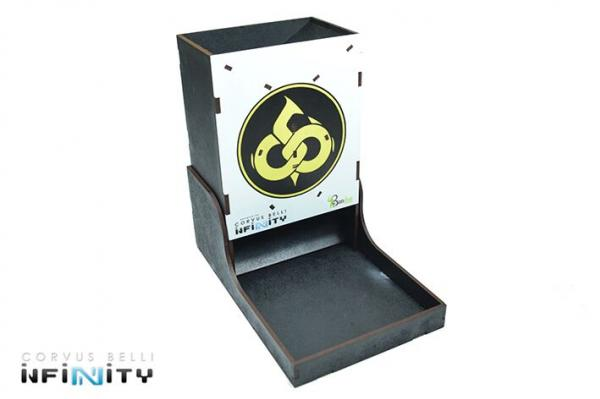 Infinity: (Dice Tower) Imperial Service