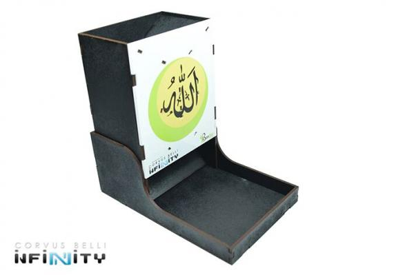Infinity: (Dice Tower) Haqqislam