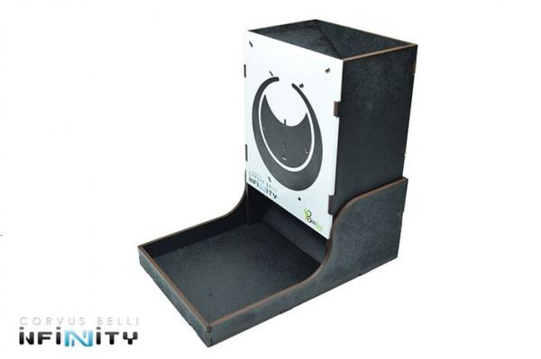 Infinity: (Dice Tower) Steel Phalanx