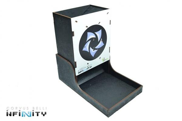 Infinity: (Dice Tower) Tohaa