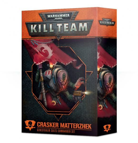 Warhammer 40K: Commander - Crasker Matterzhek [KILL TEAM]