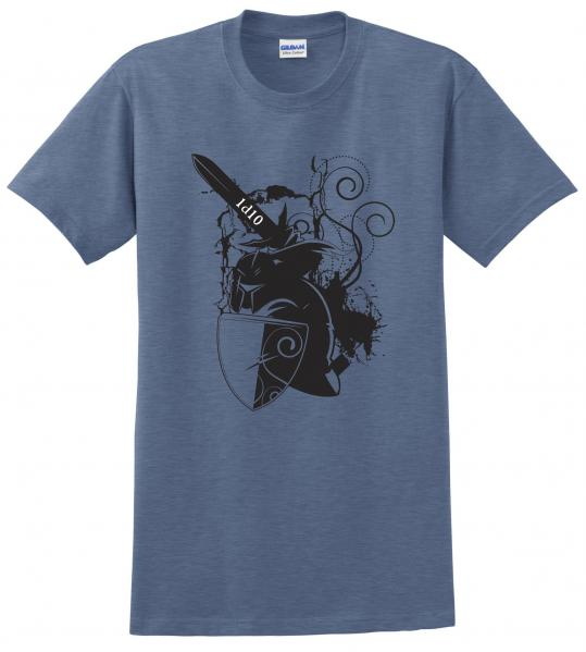 Gamer Shirts: Fighter (XL)