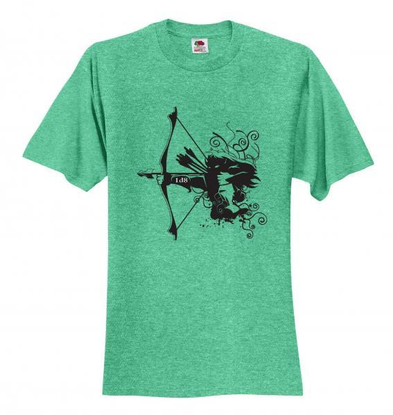 Gamer Shirts: Archer (3XL)