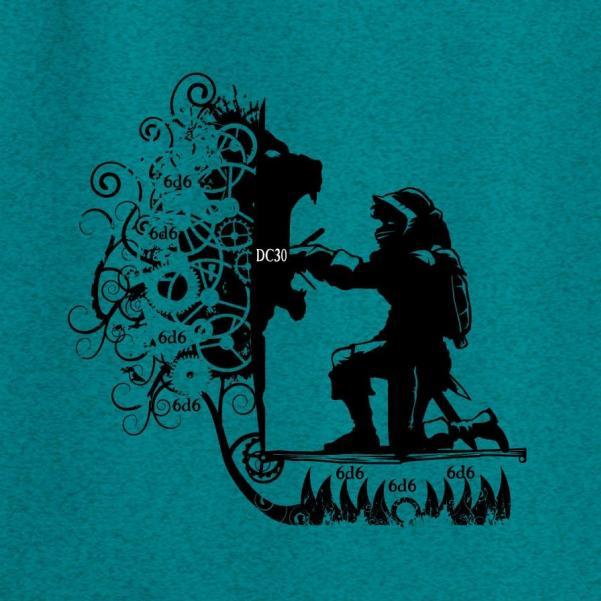 Gamer Shirts: Rogue (3XL)