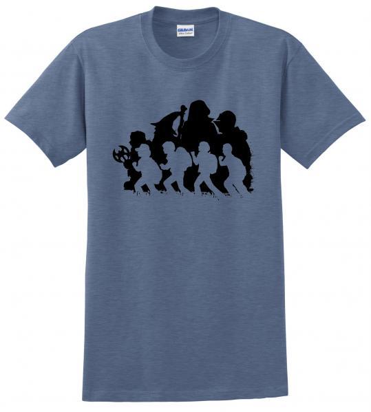 Gamer Shirts: Stranger Kids (Large)