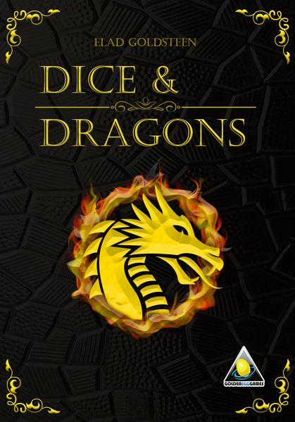 Dice & Dragons (Boxed Dice Game)