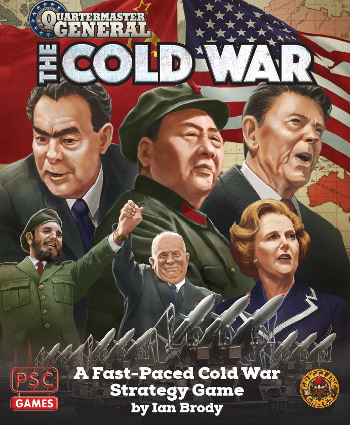 Quartermaster General: The Cold War by Ian Brody