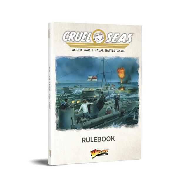 Cruel Seas Core Rulebook