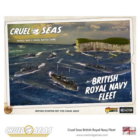 Cruel Seas: British Royal Navy Fleet