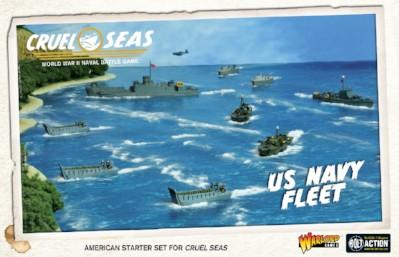 Cruel Seas: US Navy Fleet