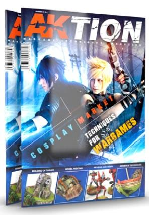 AK-Interactive: AKTION Magazine #2