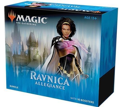 Magic The Gathering: Ravnica Allegiance Bundle Pack