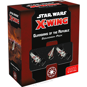 X-Wing 2.0: Guardians of the Republic Squadron Pack