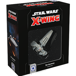 X-Wing 2.0: Sith Infiltrator Expansion Pack