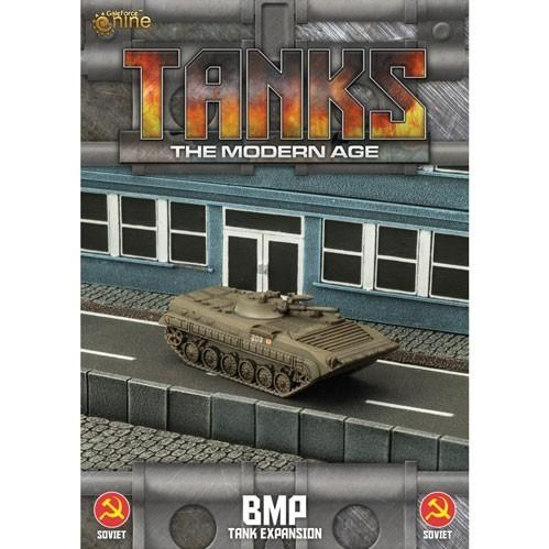 TANKS The Modern Age: Soviet BMP-1/BMP-2 Expansion