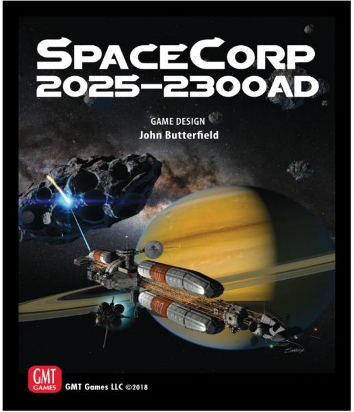 SPACECORP 2025 – 2300 AD