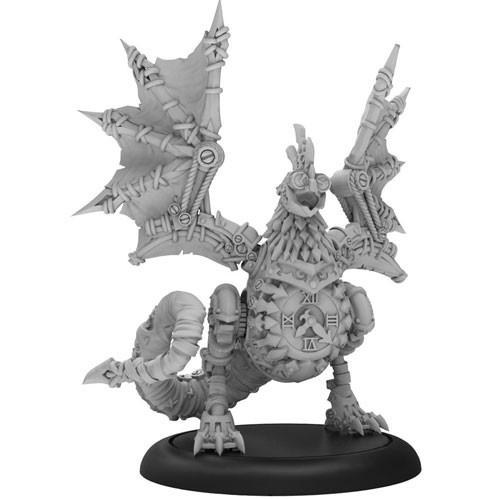 Hordes: (Grymkin) Clockatrice – Grymkin Heavy Warbeast (metal/resin)