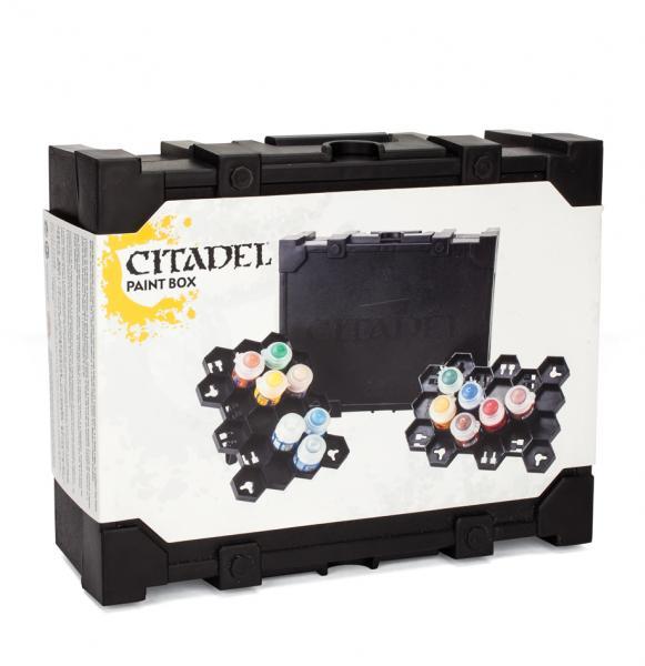 Citadel Paint Project Box