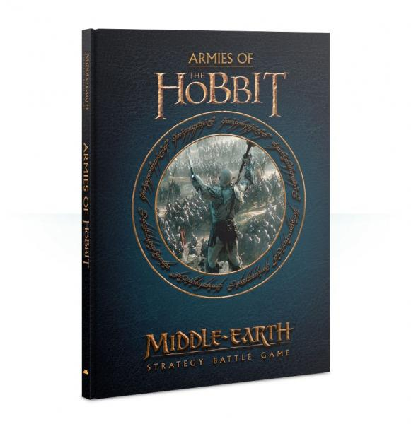 Lord of the Rings: Armies of the Hobbit Sourcebook (HC)