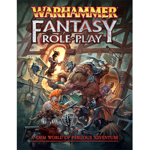 Warhammer Fantasy RPG: Core Rulebook Fourth Edition