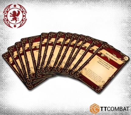 Carnevale: Agenda Cards