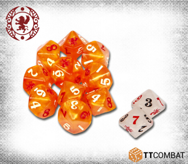 Carnevale: Gifted Dice (12)