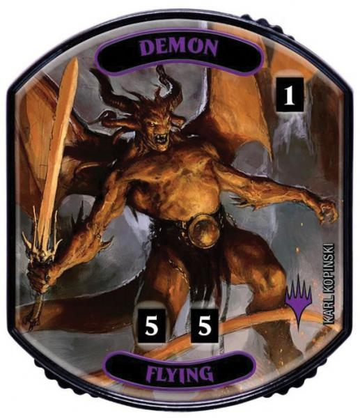 Magic The Gathering: Relic Tokens - Lineage Collection Pack (1)