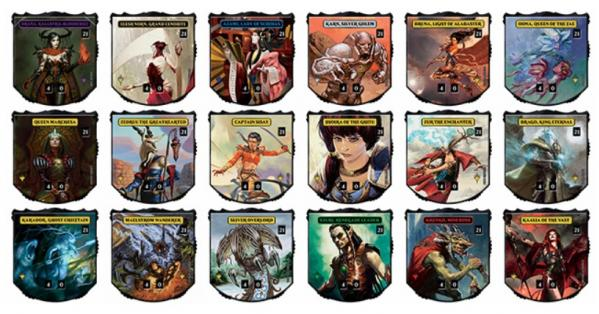 Magic The Gathering: Relic Tokens - Legendary Collection Pack (1)