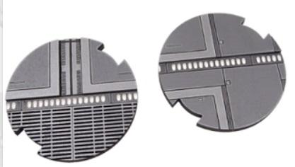 Battle Bases: (Star Wars Legion) Space Station HDF Bases 70mm